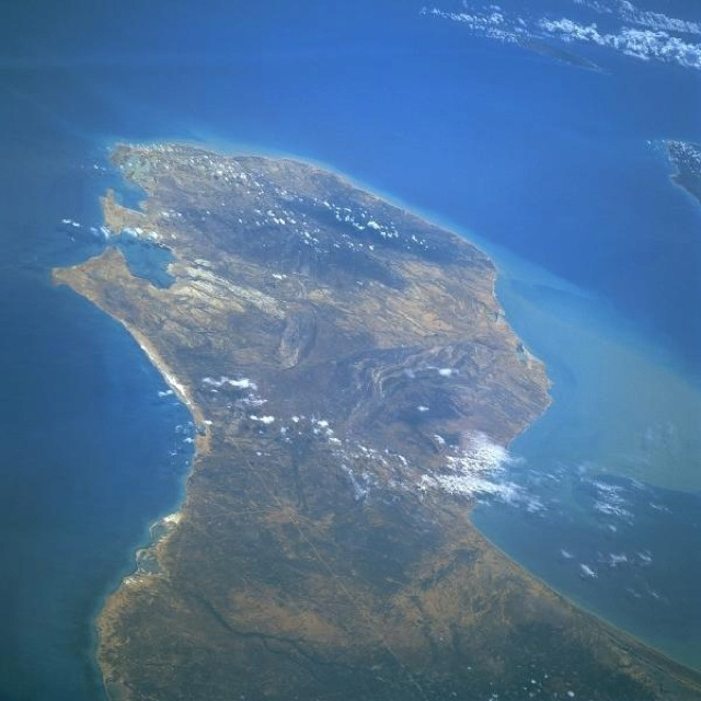Guajira, Colombia At the very north eastern part of the country
