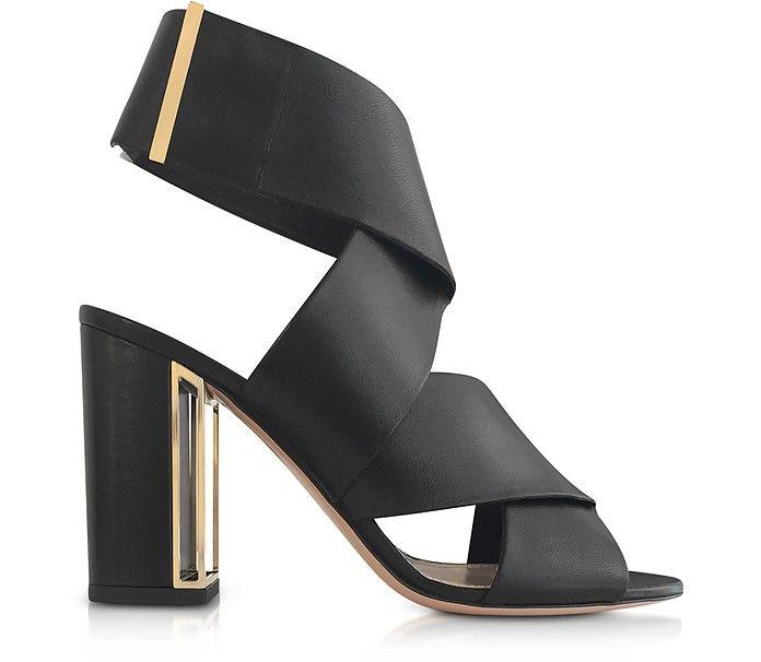 Nicholas Kirkwood Designer Shoes, Nappa Leather Nini Sandals