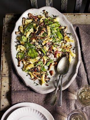 Winter Pasta Salad | Pasta Recipes | Jamie Oliver