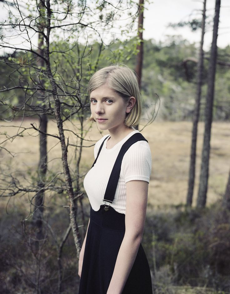 AURORA — linnheidi: Outtake from my shoot for D2 of Aurora...