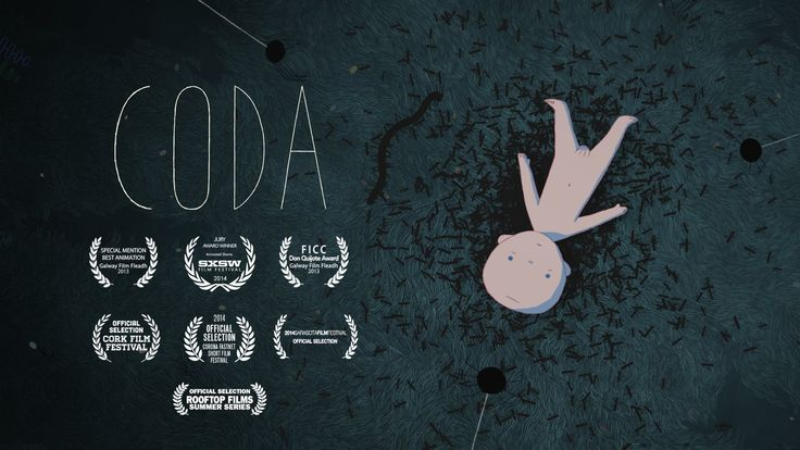 CODA -  trailer, A new short film from Alan Holly & And Maps And Plans studio.