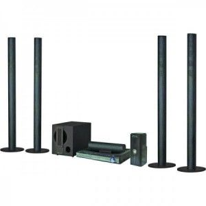 About Wireless Home Theater Speakers