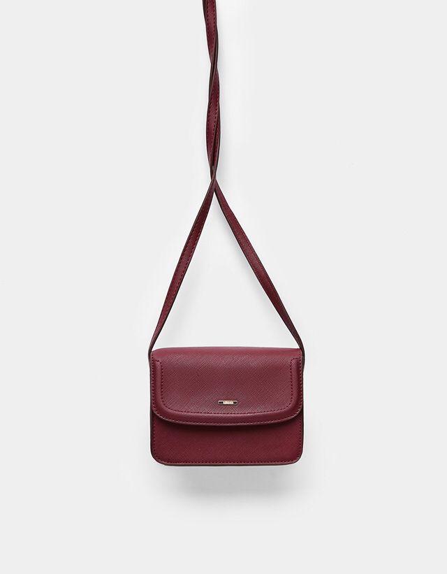 Mini Crossbody Bag from Bershka £9,99