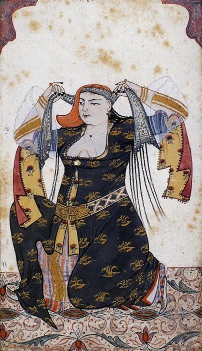 Levni Ottoman Artist
