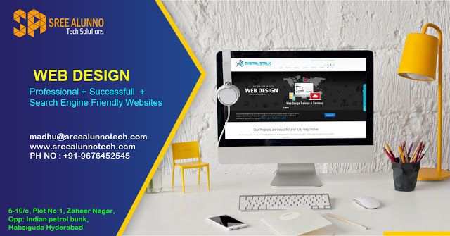 Sree Alunno Tech Solutions Web Design Services Website Design Company Web Design Website Design Services