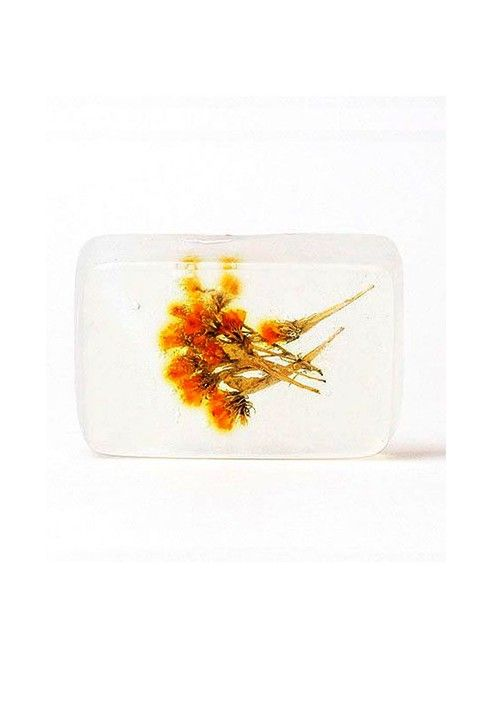 Naturalne prostokątne- polne kwiaty/Natural rectangular- wildflowers
