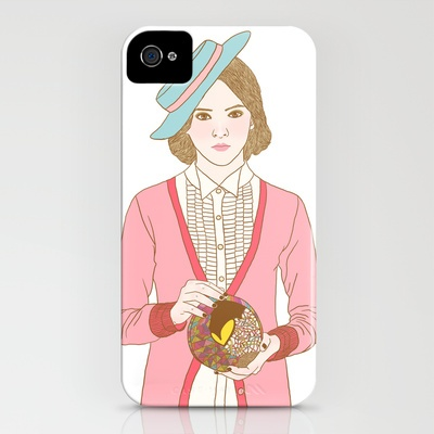 Present iPhone Case by Fransisca Ouw - $35.00