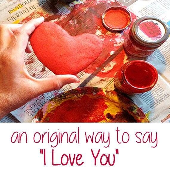 """Un modo originale per dire """"Ti Amo"""""""