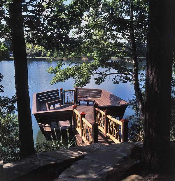 Les 67 meilleures images à propos de Lake Deck Ideas sur Pinterest