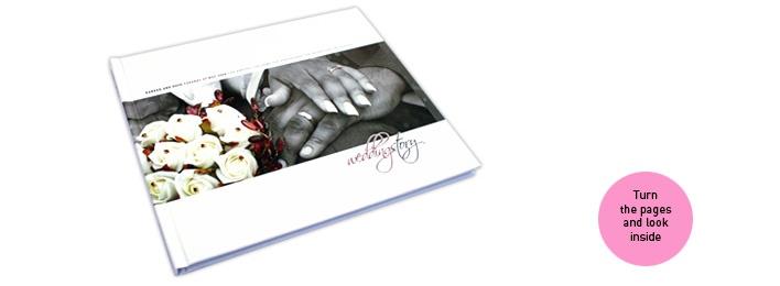 Bespoke book design