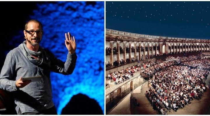Sferisterio Opera Lirica Francesco Micheli #Italia