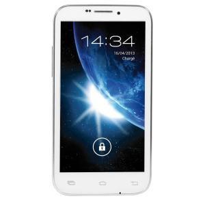 THOMSON - TLINK535 _ Smartphone ANDROID - Ecran tactile qHD 540x960 16,7 M couleurs 13 cm - 3G - Wifi - Bluetooth - 4 Go de mémoire - Emplacement double carte SIM - CPU Dual Core 1.0 GHz - Appareil photo 8 MP - Navigateur Internet - GPS intégré - Micro USB 2.0 + slot micro SD - Sans abonnement - Garantie 1 an pièce et main d'oeuvre.