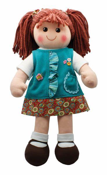 Rag Doll - Boneca de Pano - Muñeca de Trapos - Stoffpuppe