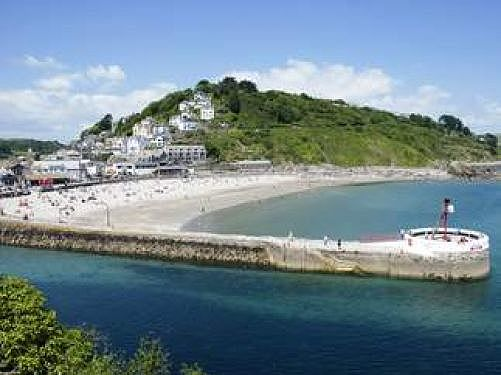 Find family static caravans, lodges and holiday park homes for hire and available to rent at Trelay Farm Park caravan site near Polperro in Cornwall