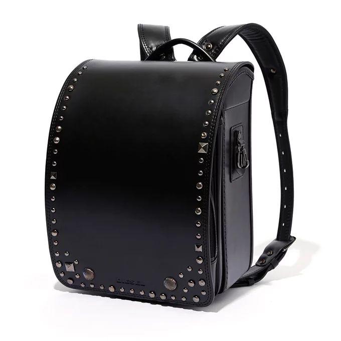ディーゼル キッズの日本限定ランドセルが100個限定で - ヌメ革×スタッズのロックな逸品 | ニュース - ファッションプレス