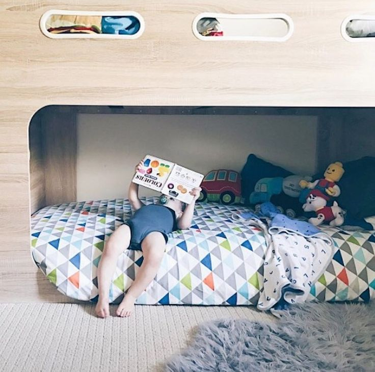Book upside down :) - my scandinavian home: Bring a Warm, Minimalist Touch to your Kids Bedroom