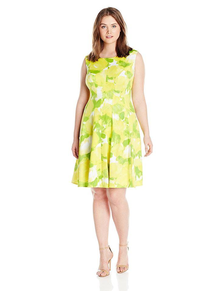 Extended plus sizes dresses