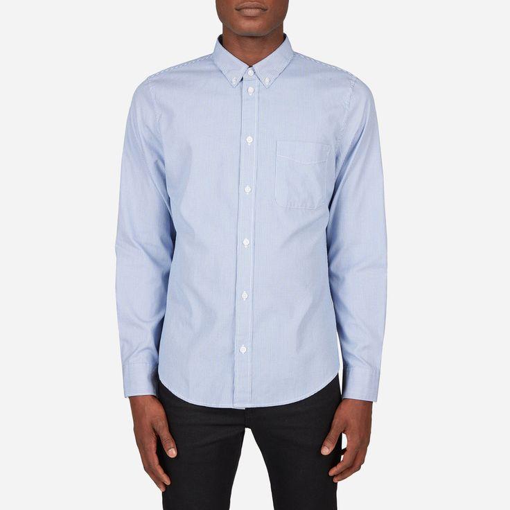 Mens Air Oxford Shirt - Everlane :: $58