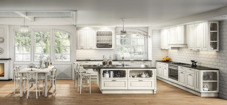 Athena • Cucine classiche by Berloni | Home ideas | Pinterest ...