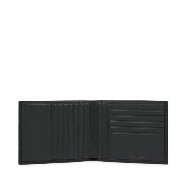 Portafoglio Piquadro porta carte Spock PU1241S80 - Scalia Group #piquadro #business #techinside #lavoro #work