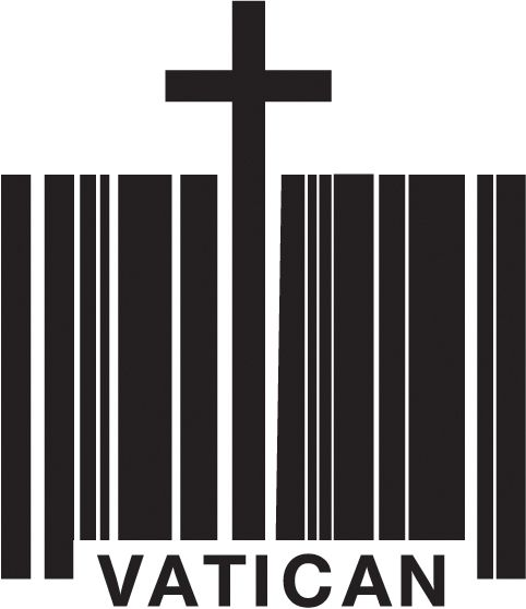 Vatikan barcode design