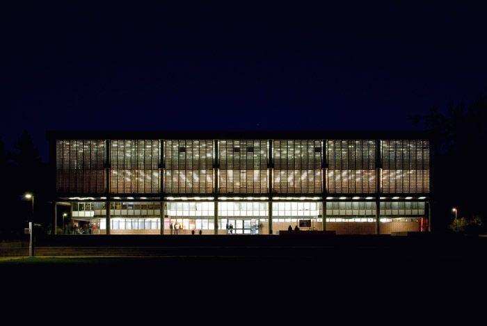 Biblioteca Central UdeC /Emilio Duhart