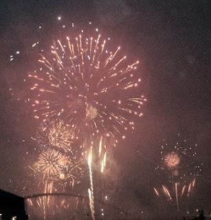 firework song
