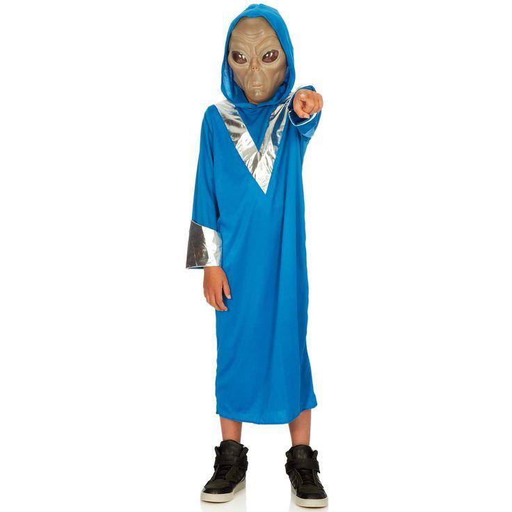 Disfraz de marciano Niños - Kiabi - 12,99€