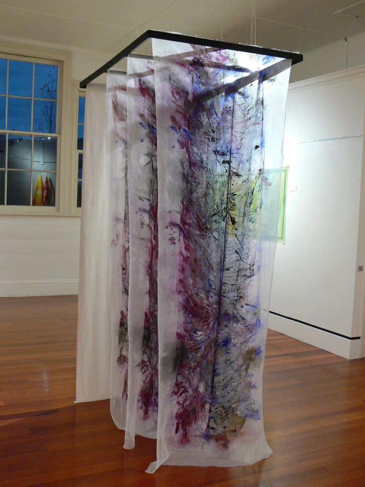 'Transparency in Layers', Dancing with the Conventions of Painting, Exhibition by Lisa Corston-Buddle, June 2013