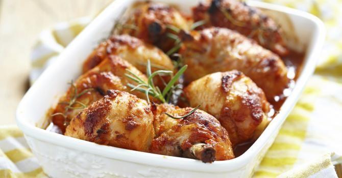 Recette de Poulet vite fait Croq'Kilos à la tomate au four. Facile et rapide à réaliser, goûteuse et diététique. Ingrédients, préparation et recettes associées.