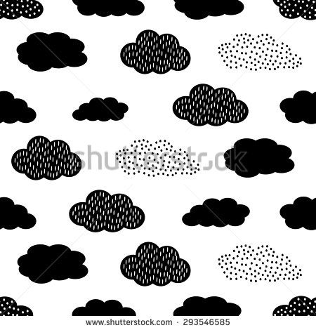 Stock Images similar to ID 256868248 - seamless pattern with smiling...