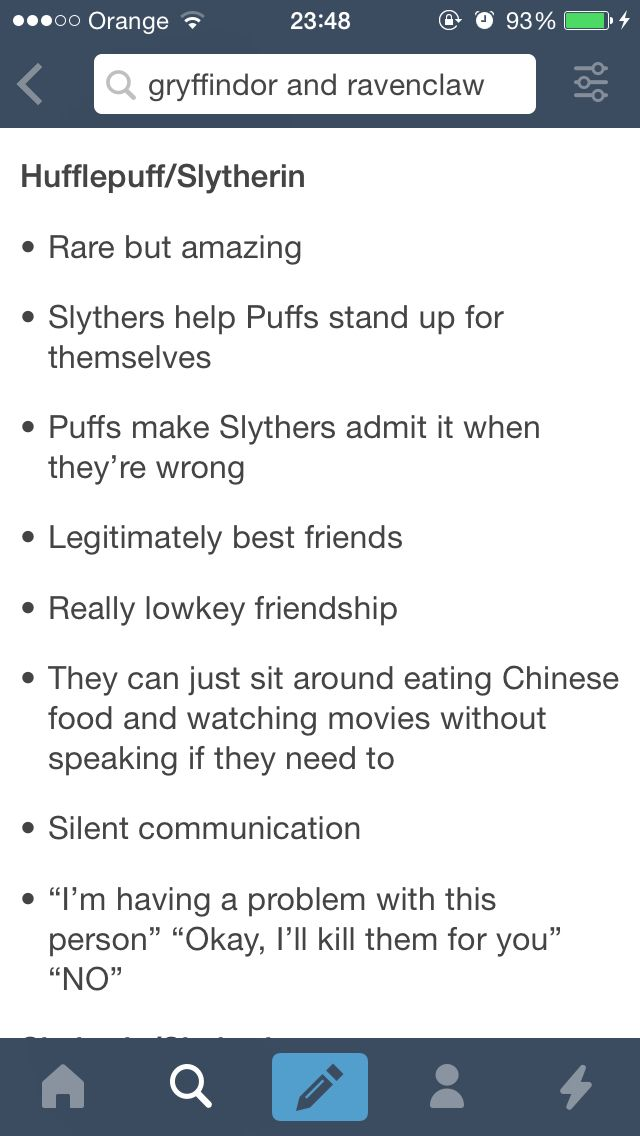 I think this is quite common in the real world. Slytherins are natural leaders and Hufflepuffs are natural followers.