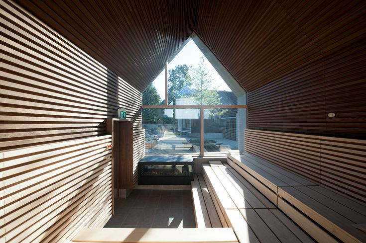 Gallery of Jordanbad Sauna Village / Jeschke Architektur&Planung - 11