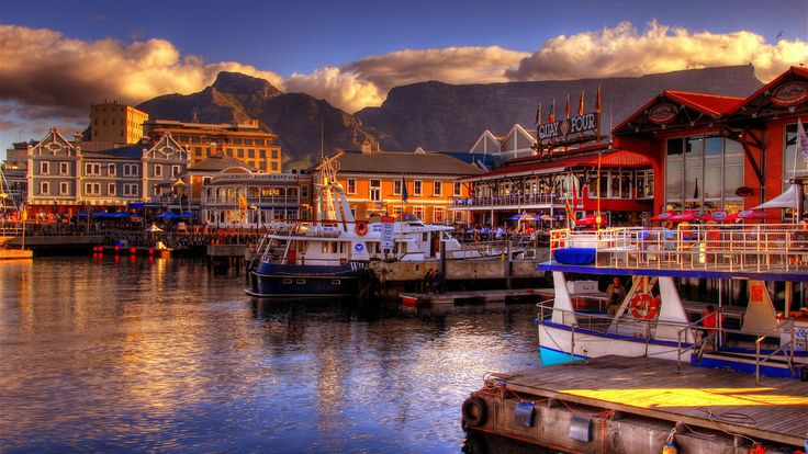 Cape Town...this is high on the list!