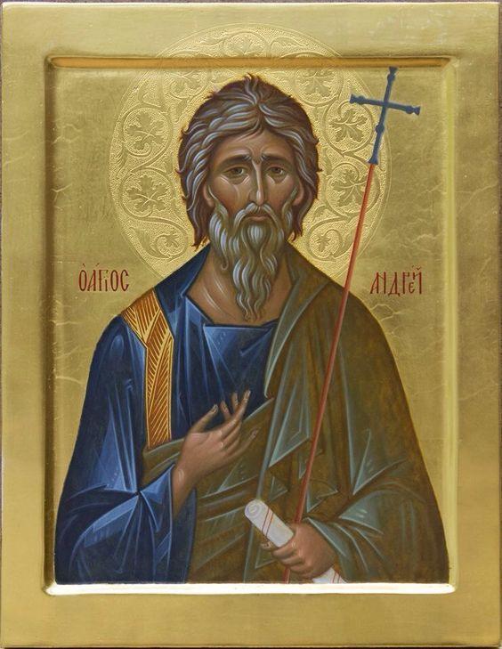 Andrew the Apostle: