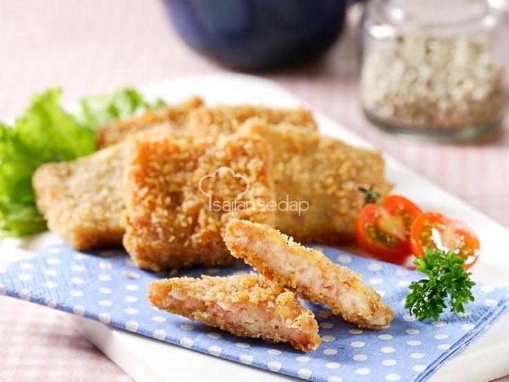 Nugget yang kita buat sendiri akan lebih sesuai dengan selera keluarga di rumah. Dengan resep ini, dijamin bakalan sukses membuat Nugget Ayam yang enak. Yuk ikuti dengan cermat step by step-nya.