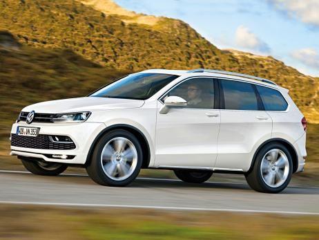2014 Volkswagen Tiguan 2014 Volkswagen Tiguan White – TopIsMag