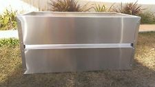 Raised Garden Bed Aluminium Never Rust. Post Aust wide crerarweld bungendore