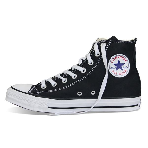 Original Converse all star shoes long style sneakers - SHABAColle