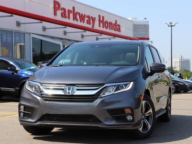 2020 Honda Van - 2020 Honda Van