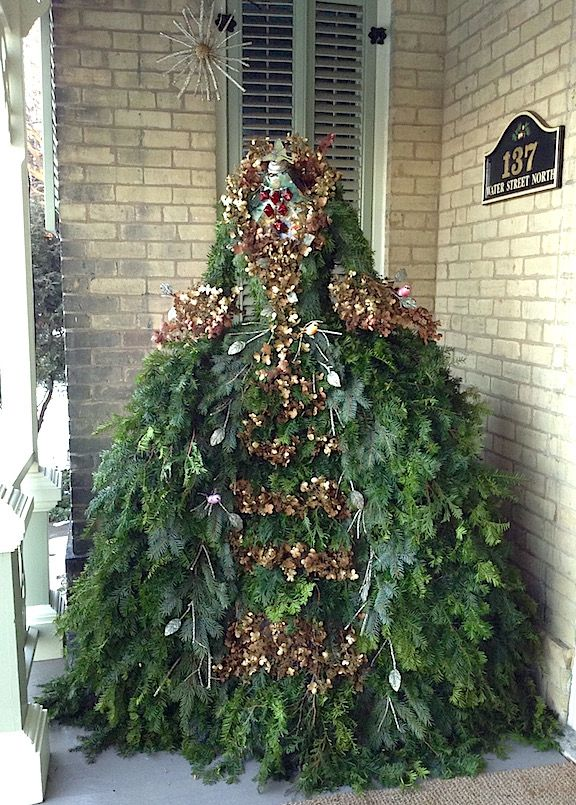The Dusty Victorian: Christmas Decoration 2015, Completed - 18th-Century Gown, DV Style