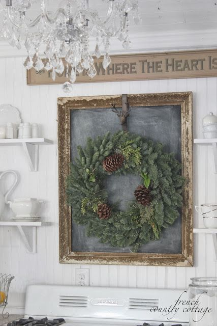 Christmas in the little cottage: