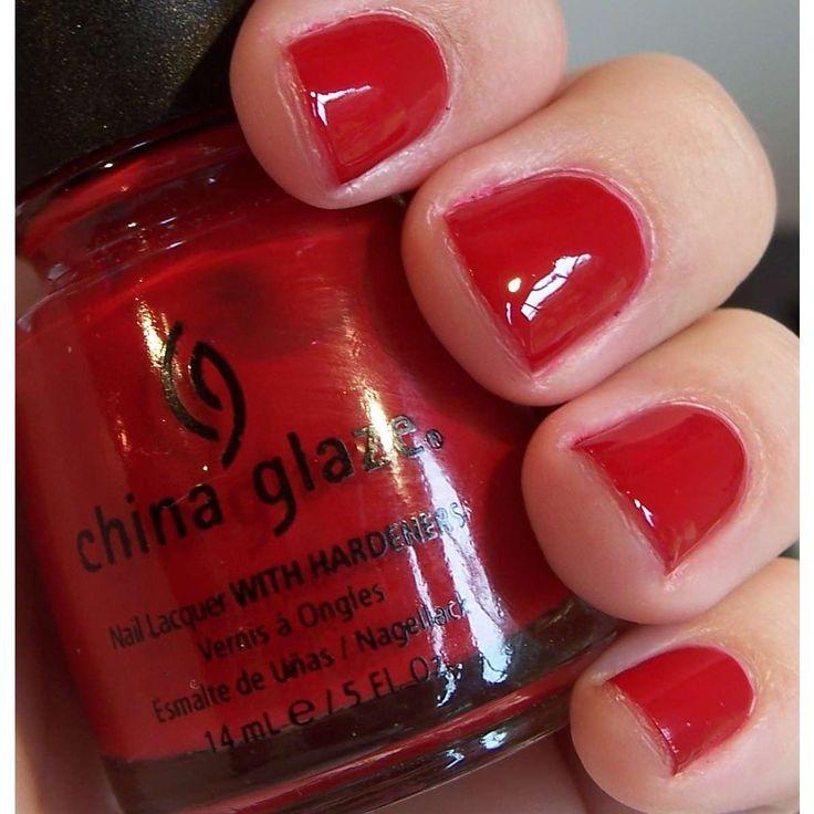 China Rouge by China Glaze