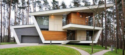 современные дома - Поиск в Google