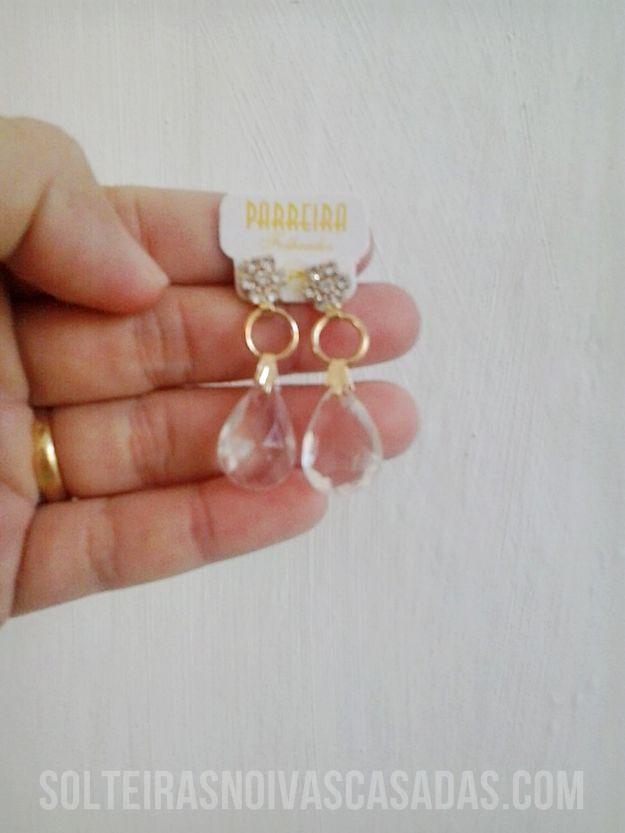 Brincos recebidos da Parreira Folheados. Post aqui: http://www.solteirasnoivascasadas.com/2014/04/recebidos-3-brincos-da-parreira.html