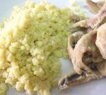 Receta de Migas de harina de Granada