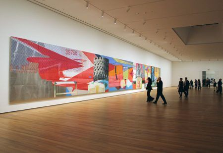 The Museum of Modern Art was given a five-year grant through the General Education Board of the Rockefeller Foundation to establish its own Department of Education to promote collaboration between secondary school curricula and museums. The Young People's Gallery was one educational program, which started at the museum.