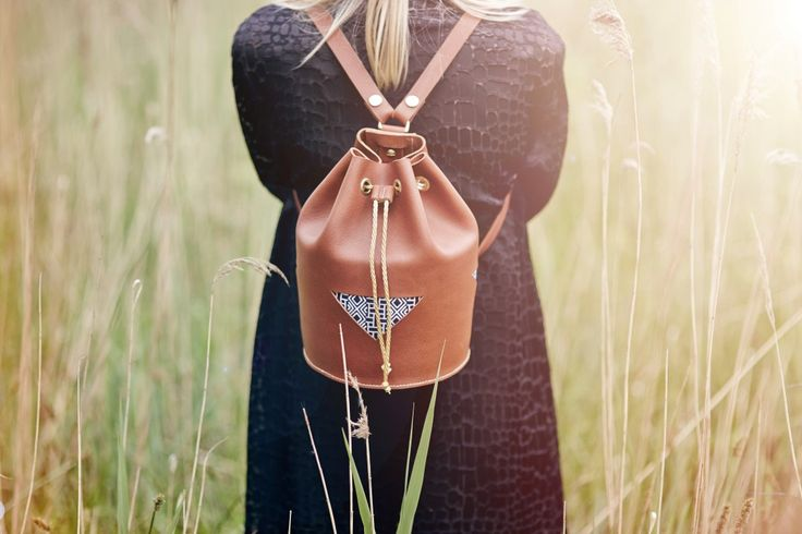 New to CARVLONDON on Etsy: Dreamer Bucket Backpack (Medium) (140.00 GBP)