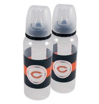 Chicago Bears Baby Bottle