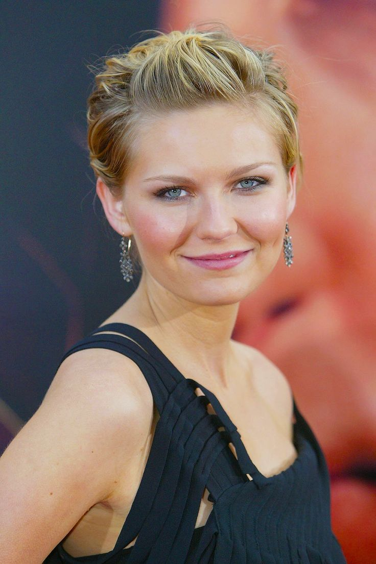 Kirsten Dunst's Best Beauty Moments Through the Years - 2004 'Spiderman 2' Berlin Premiere